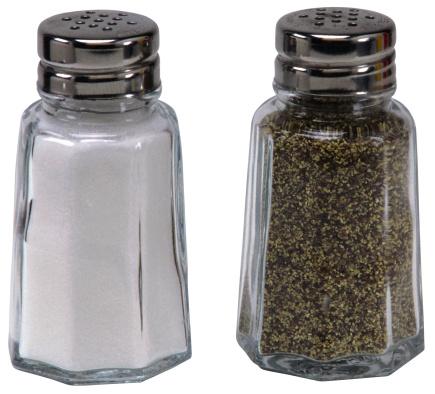 Salt - Seasoning「Salt and pepper shakers」:スマホ壁紙(6)