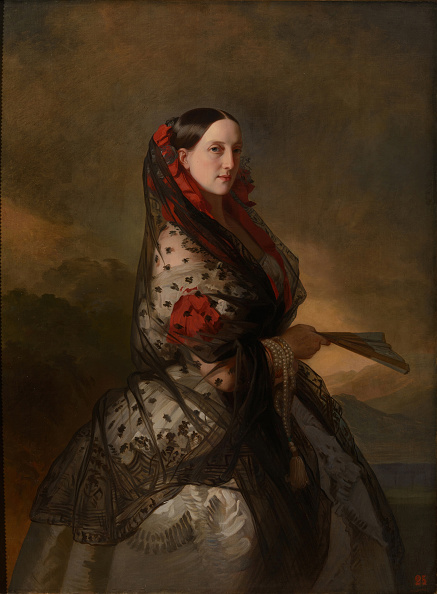 Painting - Activity「Grand Duchess Maria Nikolaevna Of Russia (1819-1876) Duchess Of Leuchtenberg Ca 1856-1857」:写真・画像(15)[壁紙.com]