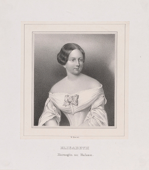 Luxembourg Royalty「Grand Duchess Elizabeth Mikhailovna Of Russia (1826-1845)」:写真・画像(11)[壁紙.com]