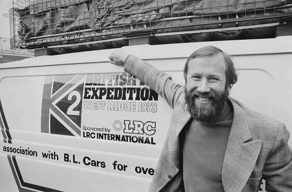 クライミング「K2 West Ridge Expedition 1978」:写真・画像(3)[壁紙.com]