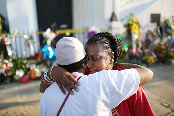 Emanuel AME Church - Charleston「Charleston In Mourning After 9 Killed In Church Massacre」:写真・画像(11)[壁紙.com]
