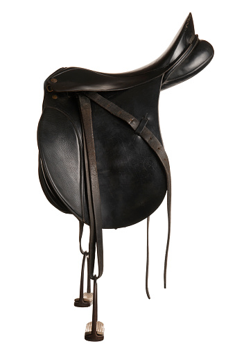 Saddle「old black saddle」:スマホ壁紙(15)