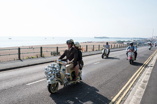 Water's Edge「The 2017 MOD Weekender Takes Place In Brighton」:写真・画像(14)[壁紙.com]