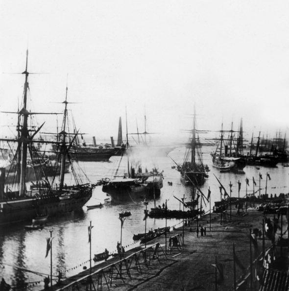 Canal「opening of Suez Canal 1869」:写真・画像(14)[壁紙.com]