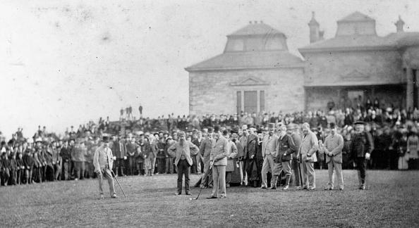 ゴルフ「St Andrews」:写真・画像(7)[壁紙.com]