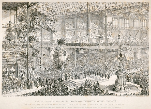 Greenhouse「Opening Of The Great Exhibition」:写真・画像(0)[壁紙.com]