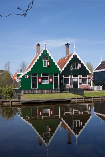 Amsterdam「Dutch traditional Facades」:スマホ壁紙(16)