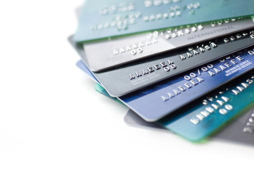 Credit Card「Credit cards close up」:スマホ壁紙(15)