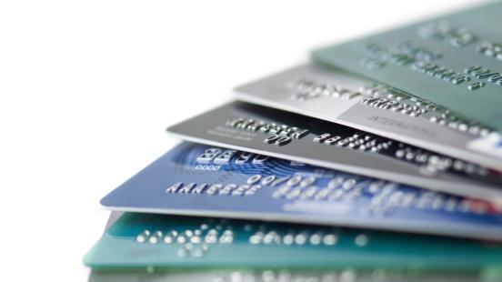 Banking「Credit cards close up」:スマホ壁紙(16)