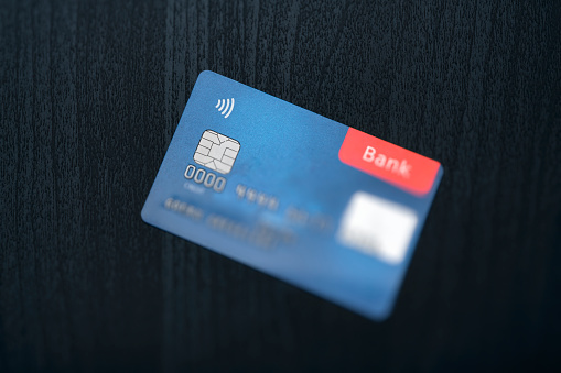 Credit Card「Credit card with contactless payment function」:スマホ壁紙(8)