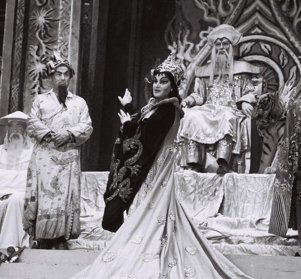 Swedish Culture「Birgit Nilsson As Princess Turandot」:写真・画像(19)[壁紙.com]