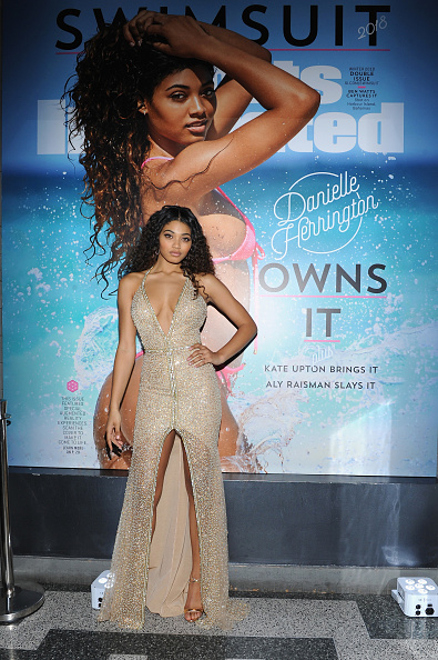 Event「Sports Illustrated Swimsuit 2018 Launch Event」:写真・画像(15)[壁紙.com]