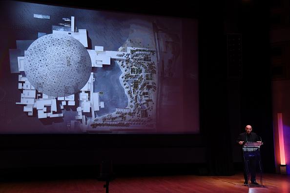 フランス「'Louvre Abu Dhabi' : Press Presentation At le Louvre Museum In Paris」:写真・画像(6)[壁紙.com]