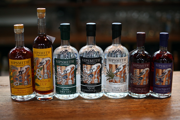 Gin「Sipsmith Gin Makers Are First Copper Distillery In London For 200 Years」:写真・画像(6)[壁紙.com]
