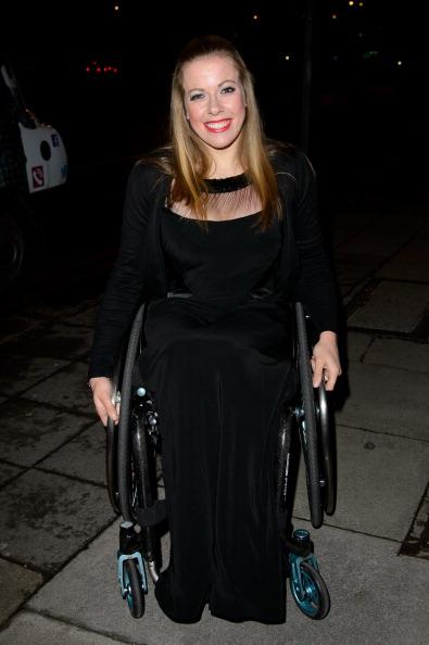 Hannah Cockroft「BT Sport Relief Ball - Arrivals」:写真・画像(0)[壁紙.com]