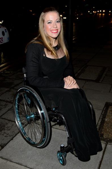 Hannah Cockroft「BT Sport Relief Ball - Arrivals」:写真・画像(2)[壁紙.com]