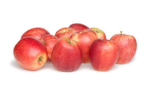 リンゴ「レッドリンゴ」:スマホ壁紙(9)