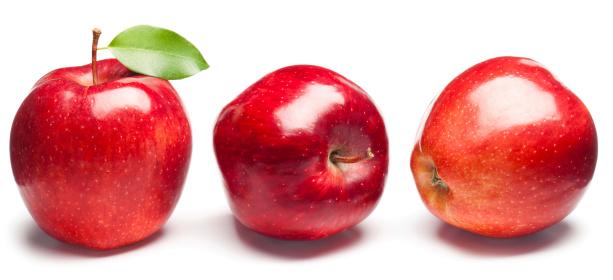 赤「レッドリンゴ」:スマホ壁紙(5)