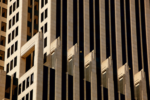 1920-1929「NBC Tower Spandrels in Chicago, Close Up at 200mm」:スマホ壁紙(14)