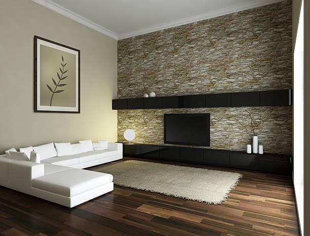 Modern Living Room:スマホ壁紙(壁紙.com)