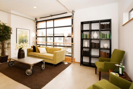 City Life「Modern Living Space」:スマホ壁紙(9)