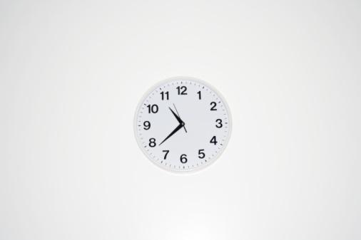 Clock「Wall clock, close-up」:スマホ壁紙(4)