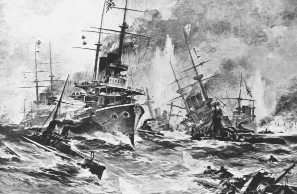 Russian Military「Battle Of Tsushima」:写真・画像(0)[壁紙.com]