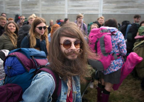 Worthy Farm「Glastonbury Festival - Day One」:写真・画像(2)[壁紙.com]
