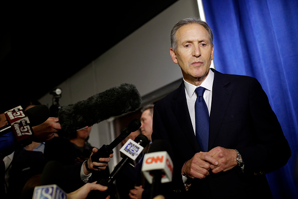 Politics「Former Starbucks CEO Howard Schultz Delivers Major Policy Address At Purdue」:写真・画像(9)[壁紙.com]
