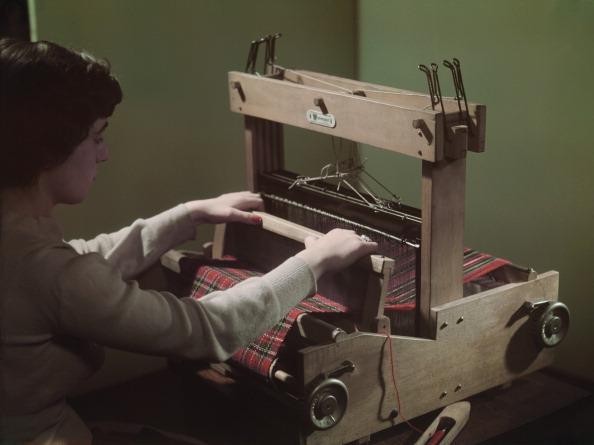 Tartan check「Weaving Royal Stewart」:写真・画像(17)[壁紙.com]