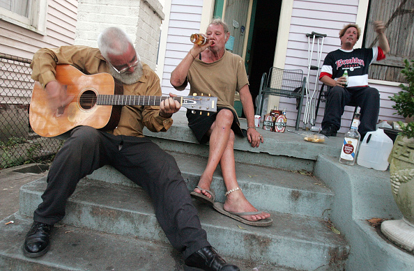 Recovery「Band of Holdouts Vow to Stay in New Orleans」:写真・画像(3)[壁紙.com]