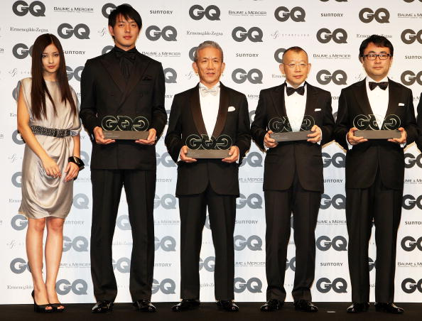 Hisashi Iwakuma「GQ Men Of The Year 2009」:写真・画像(0)[壁紙.com]