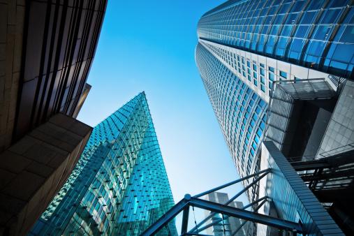 Minato Ward「Office Buildings」:スマホ壁紙(8)