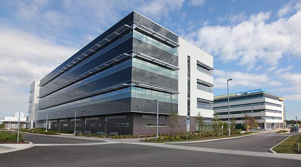 Office Building Exteriors:スマホ壁紙(壁紙.com)