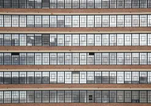 Conformity「Office Building Exterior, Full Frame」:スマホ壁紙(7)