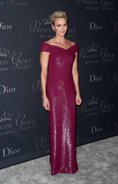 Charlene - Princess of Monaco「2017 Princess Grace Awards Gala - Arrivals」:写真・画像(16)[壁紙.com]