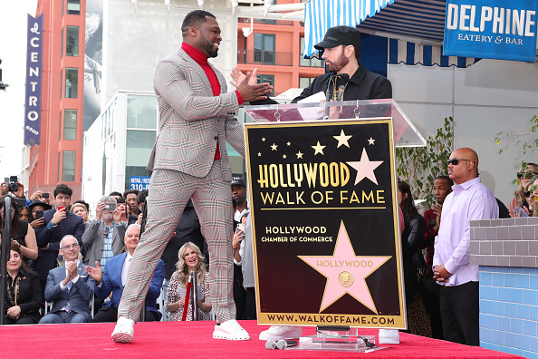 """US Coin「Curtis """"50 Cent"""" Jackson Is Honored With A Star On The Hollywood Walk Of Fame」:写真・画像(18)[壁紙.com]"""