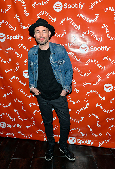 Fully Unbuttoned「Spotify Celebrates Latin Music and Their Viva Latino Playlist at the Marquee Nightclub, Las Vegas, NV」:写真・画像(4)[壁紙.com]