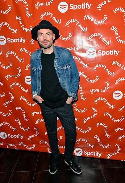 Black Jeans「Spotify Celebrates Latin Music and Their Viva Latino Playlist at the Marquee Nightclub, Las Vegas, NV」:写真・画像(14)[壁紙.com]