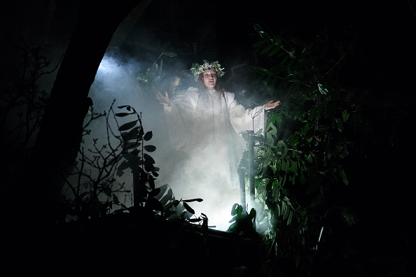 Angel「The Nativity Is Performed At The Wintershall Estate」:写真・画像(5)[壁紙.com]