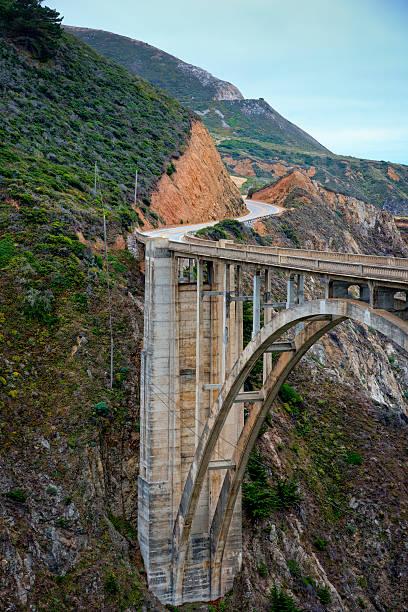 Bixby Bridge:スマホ壁紙(壁紙.com)