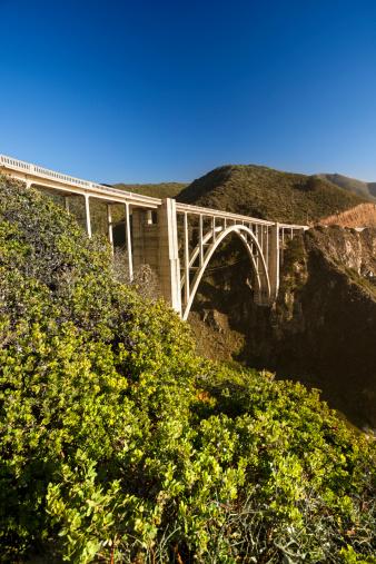 Bixby Creek Bridge「Bixby Bridge, Big Sur, California, USA」:スマホ壁紙(18)