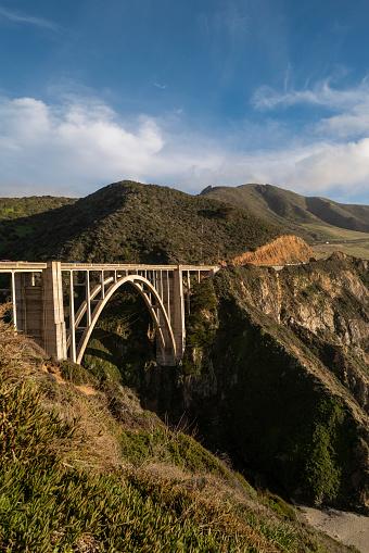 Bixby Creek Bridge「Bixby Bridge, Big Sur, California」:スマホ壁紙(17)