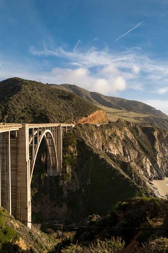 Bixby Creek Bridge「Bixby Bridge, Big Sur, California」:スマホ壁紙(15)