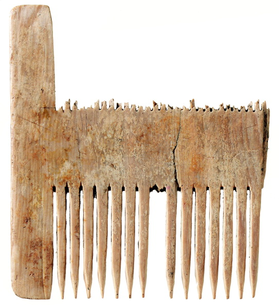 16th Century「Ivory comb fragment inscribed in a somewhat hesitant, 16th-century hand: Sollaman; from the 1988–90 excavations at the Rose playhouse, 2–10 Southwark Bridge Road, London」:写真・画像(5)[壁紙.com]