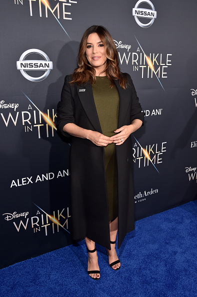A Wrinkle in Time - 2018 Film「World Premiere of Disney's 'A Wrinkle In Time'」:写真・画像(9)[壁紙.com]