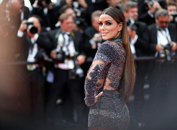 エヴァ・ロンゴリア「70th Anniversary Red Carpet Arrivals - The 70th Annual Cannes Film Festival」:写真・画像(15)[壁紙.com]