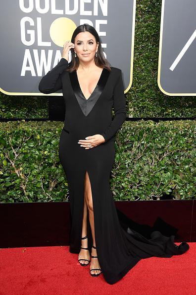 エヴァ・ロンゴリア「75th Annual Golden Globe Awards - Arrivals」:写真・画像(8)[壁紙.com]