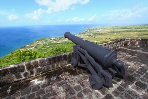 Battle「Brimstone Hill Fortress - St Kitts」:スマホ壁紙(9)