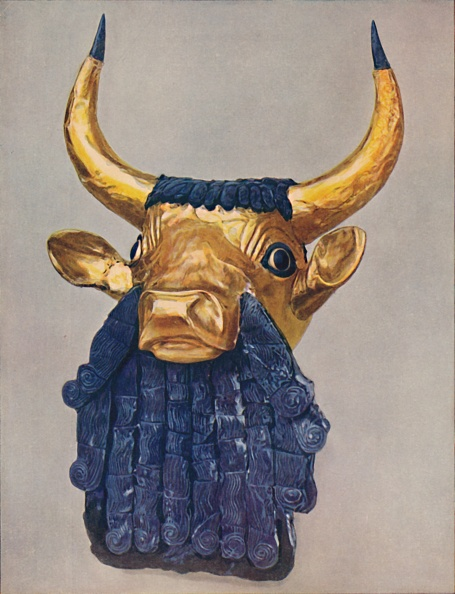 Horned「Oldest Known Examples Of The Goldsmiths Art: Masterpieces Of Sumerian Culture C」:写真・画像(9)[壁紙.com]